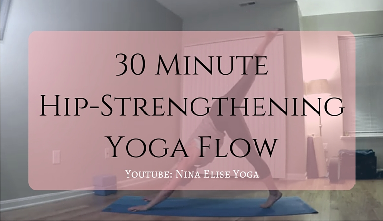 30 Minute Hip-Strengthening Yoga Flow_Insta