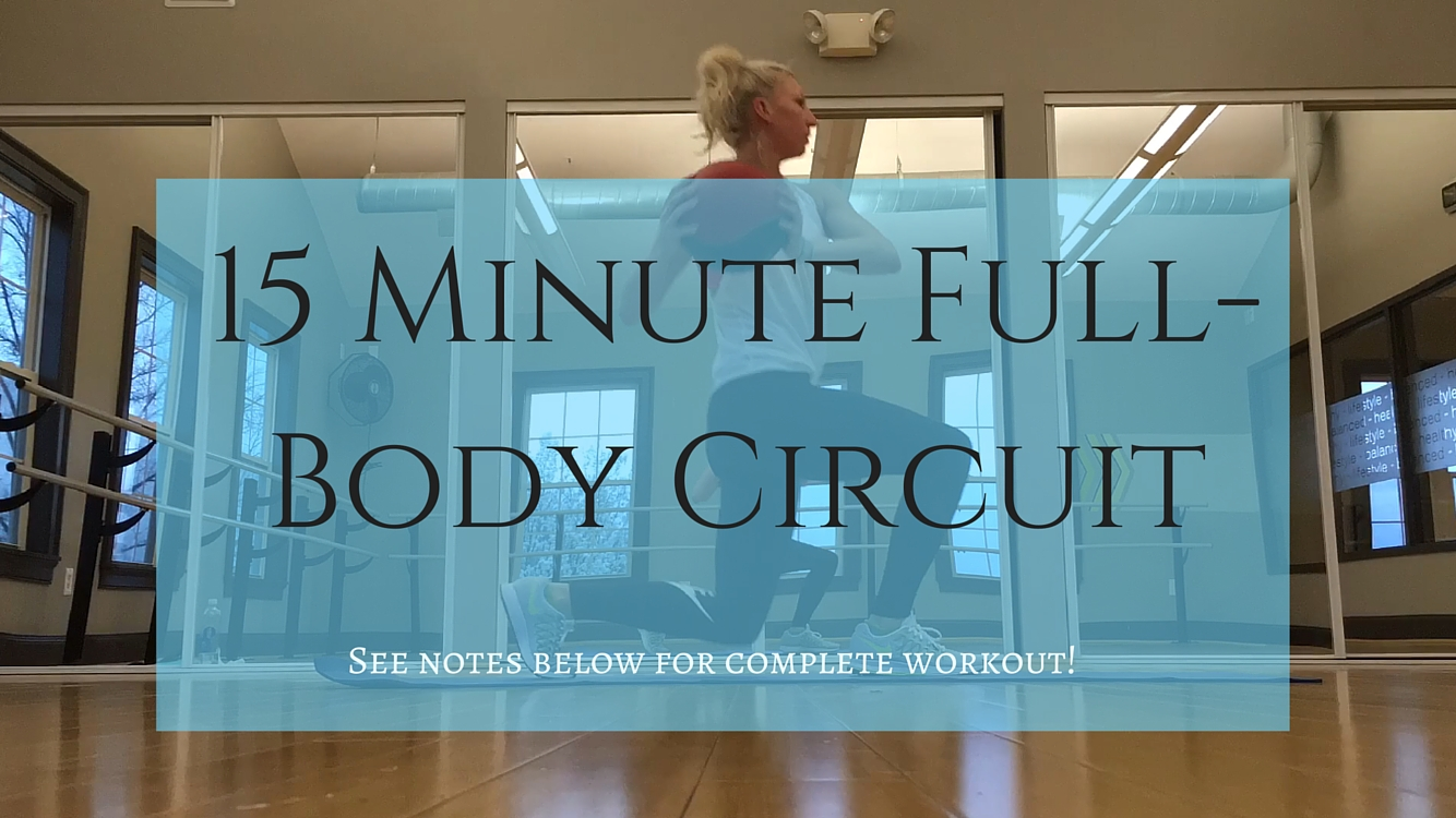 Nina Elise Youtube image- 15 Minute Full-Body Circuit