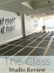 The class - studio review blog