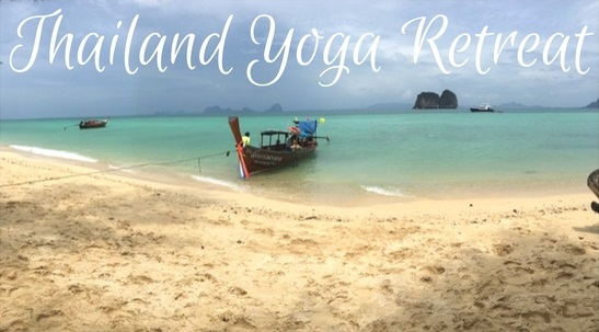 thailanda yoga retreat