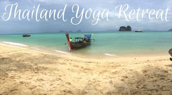thailanda yoga retreat
